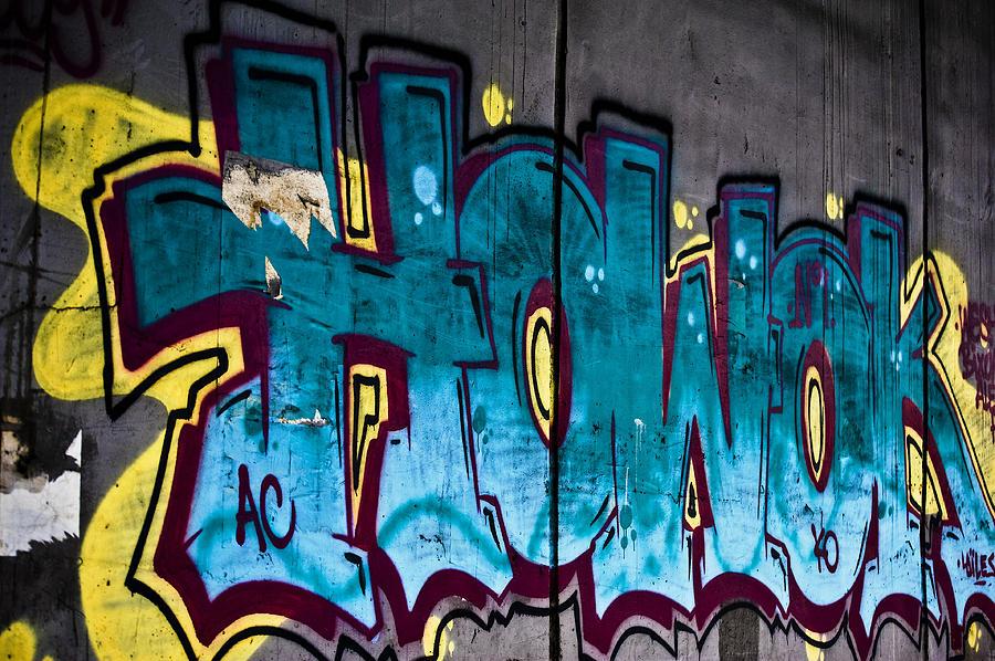 Graffiti Photograph - Under The Bridge by Sarita Rampersad