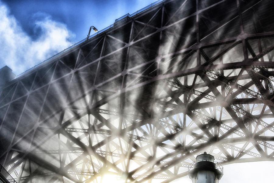 Under The Golden Gate by Mike Trueblood