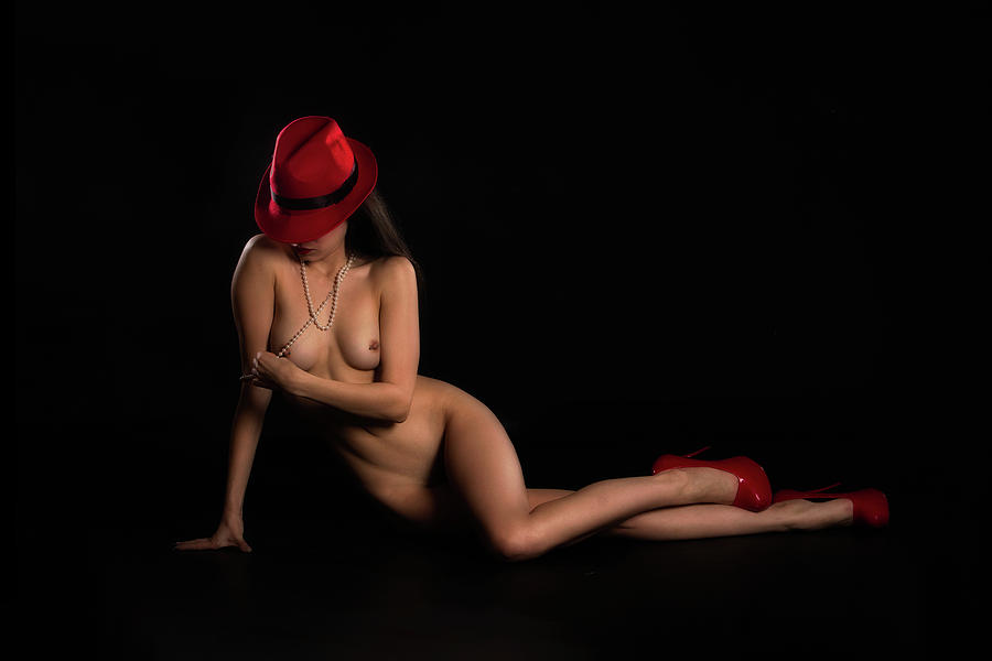 Under The Red Hat Series-B1 by Kevin McClish