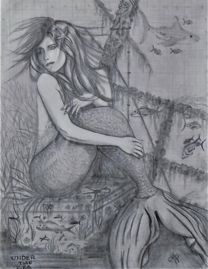 under the sea by Chuck Caputo