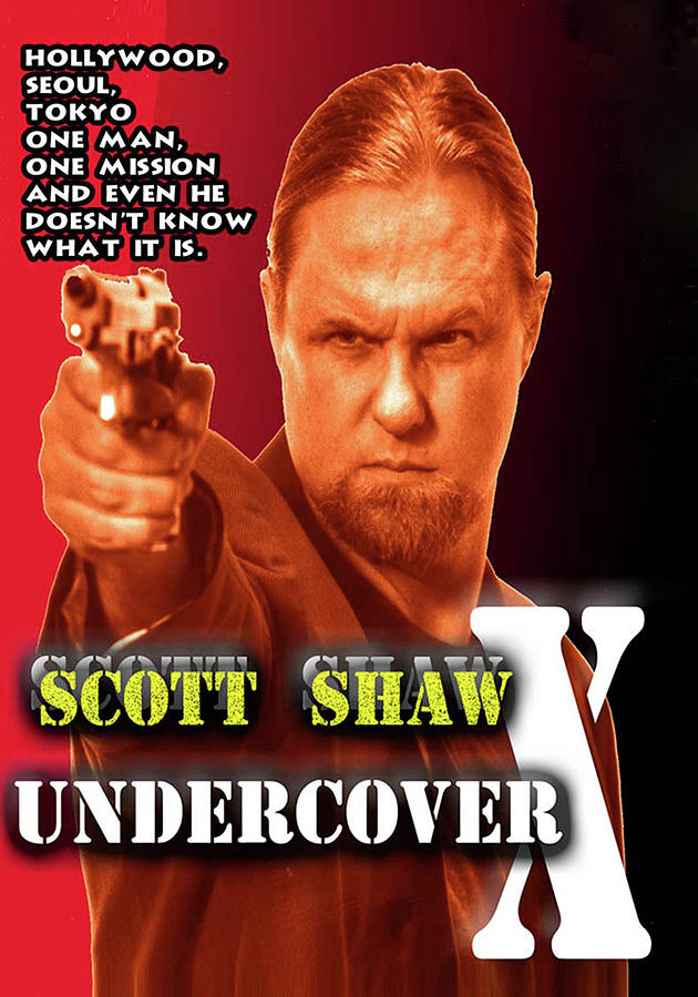 Zen Filmmaking Photograph - Undercover X by The Scott Shaw Poster Gallery