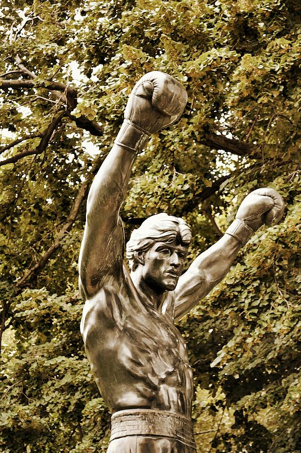 Philadelphia Photograph - Underdog Triumph by JAMART Photography