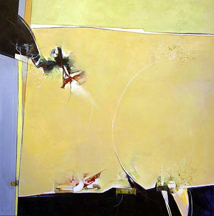 Abstract Painting - Understatements by Dale  Witherow