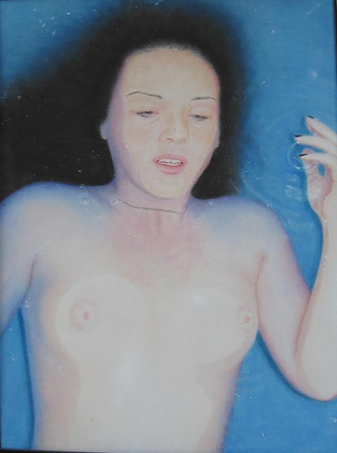 Underwater Pastel by Brian Marsden