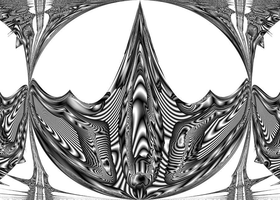 Digital Digital Art - Underworld raphsody by Hendrik Arie Baartman