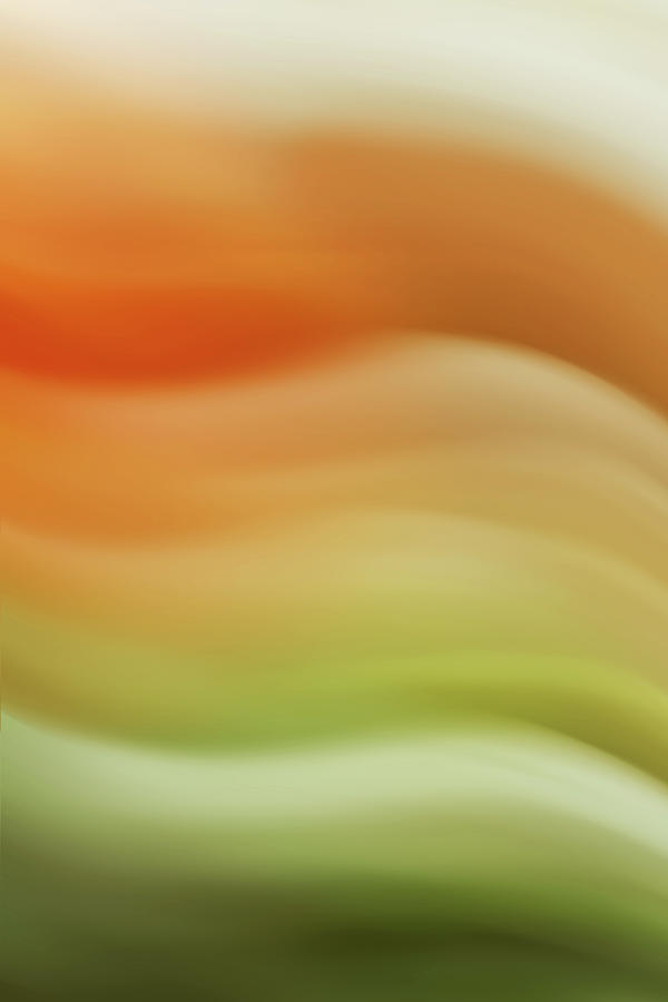 Abstract Photograph - Undulating by Cheryl Day