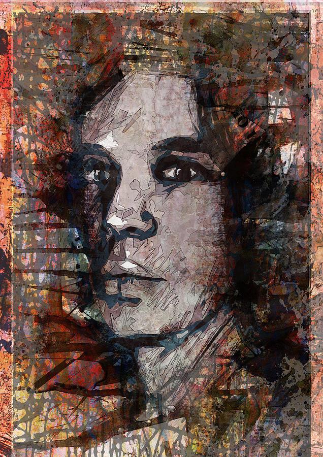 People Digital Art - Unending Glory by Haruo Obana