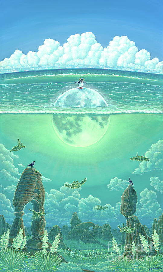 Unforeseeable Future by Elisabeth Sullivan