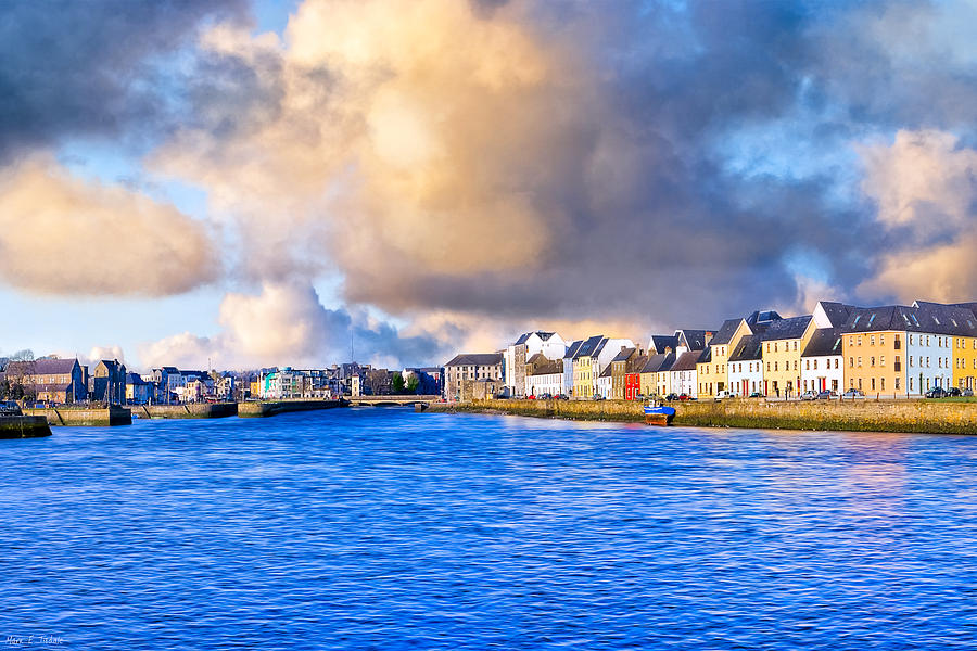 Galway Photograph - Unforgettable Galway Seaside by Mark Tisdale