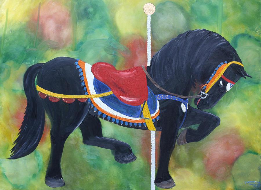 Unforgettable Painting - Unforgettable Spirit by Tammy Dunn