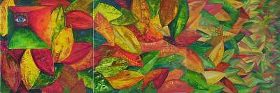 Sanat Painting - Unforgiven by Oguzhan  Coruh