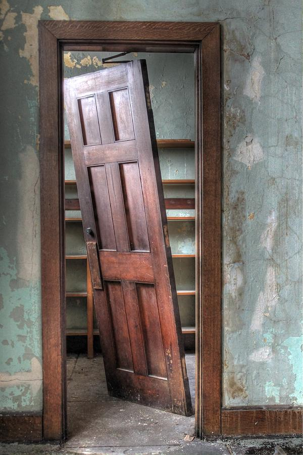 Image result for unhinged door