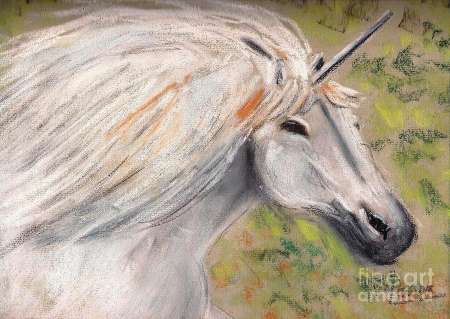 Unicornio Pastel - Unicornio by Eliso Silva