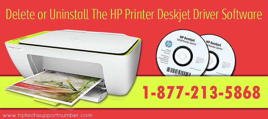 Uninstall The Hp Printer Deskjet Driver Software by HP Technical Support