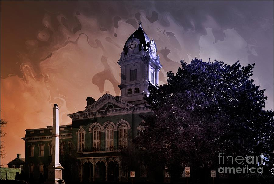 Union County Courthouse Nc 2 by Bob Pardue