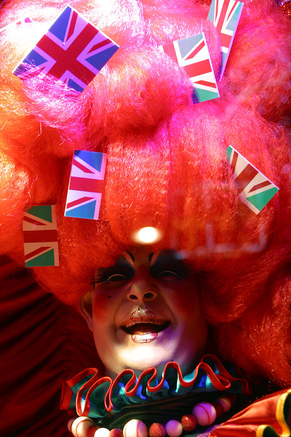 London Photograph - Union Of Hairdressers by Jez C Self