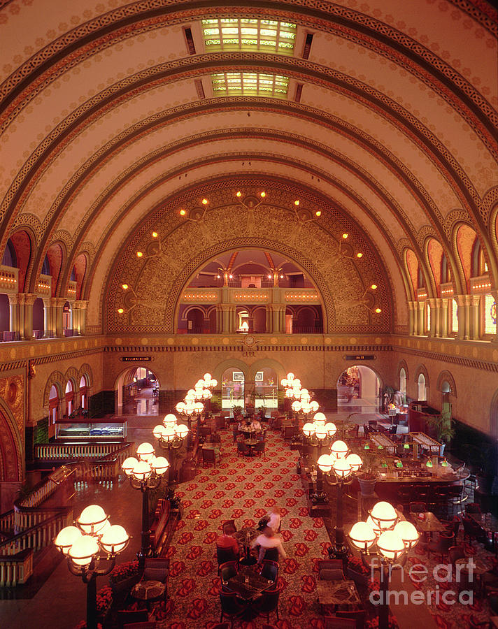Union Station St. Louis Photograph - Union Station - St. Louis by Gary Gingrich Galleries
