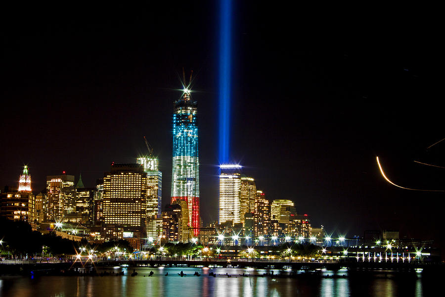 September 11 Attacks Photograph - United Remembrance  by Michael Murphy