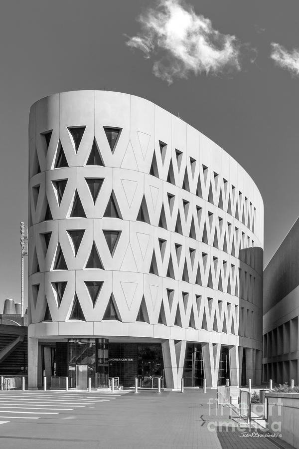 American Photograph - University Of Cincinnati Lindner Center by University Icons