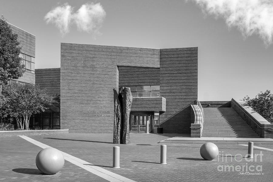 American Photograph - University Of Cincinnati Mary Emery Hall by University Icons