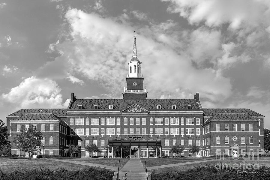 American Photograph - University Of Cincinnati Mc Micken Hall by University Icons