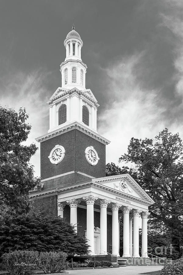 Flagship Photograph - University Of Kentucky Memorial Hall by University Icons