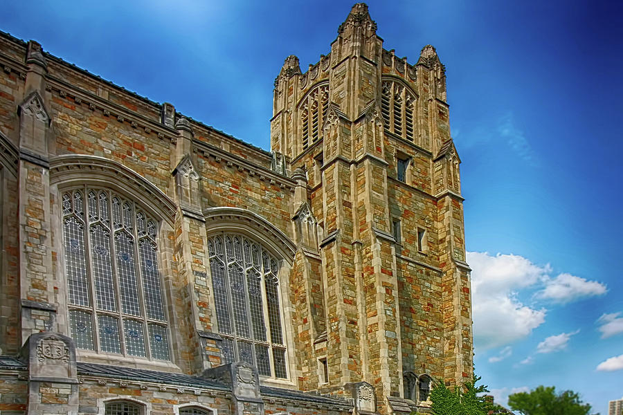 Ann Arbor Photograph - University Of Michigan Ann Arbor by Pat Cook