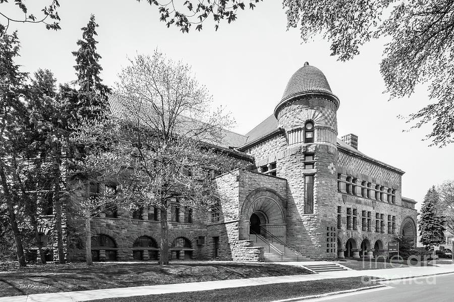 University Of Minnesota Photograph - University Of Minnesota Pillsbury Hall by University Icons