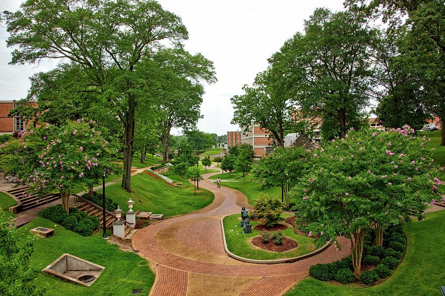 University Of North Alabama Photograph - University of North Alabama by Mountain Dreams