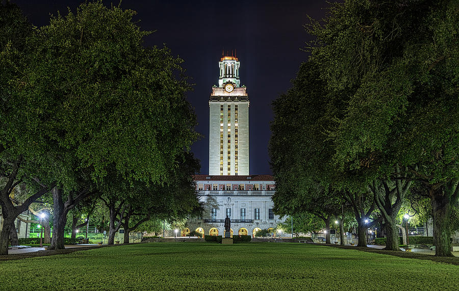 University of Texas Tower by Tim Stanley