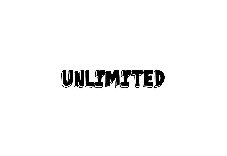 Unlimted by Ai P Nilson