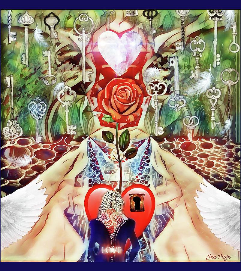Unlock LOVE by Jennifer Page
