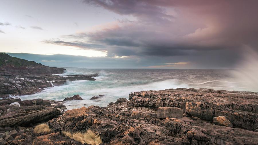Untamed Coast Photograph