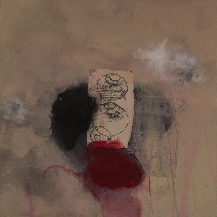 Untitled 1 Painting by Ross Keegan