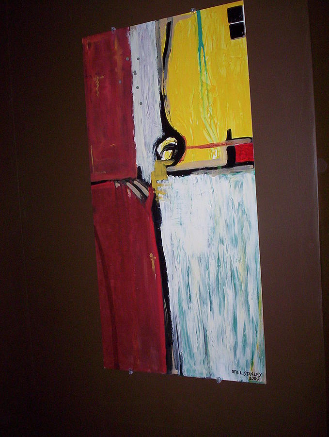 Untitled 2 Painting by Otis L Stanley