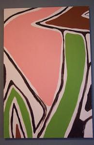 Modern Painting - Untitled 4 by Brandon Kasper