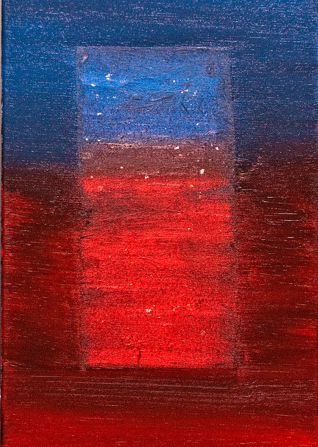 Untitled 7 Painting by Cesar Alfonso