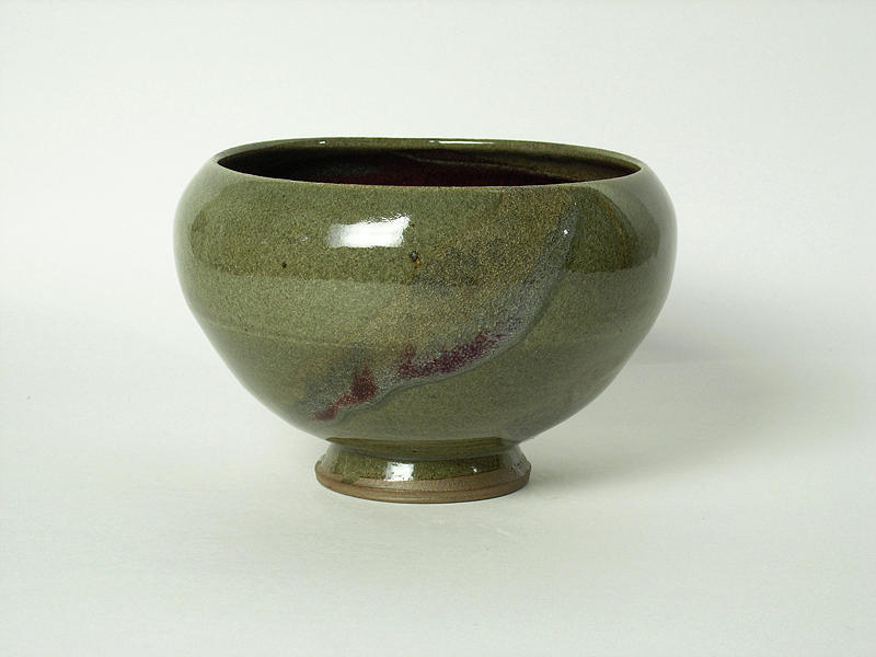 Functional Ceramic Art - Untitled Bowl by Jack Roddy