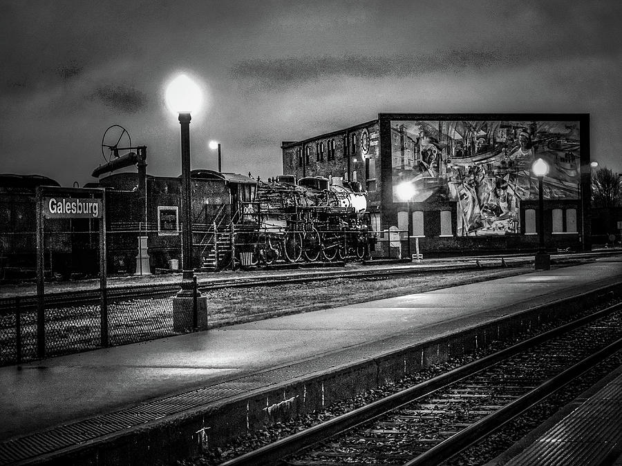 Untitled- Galesburg  by Tony HUTSON