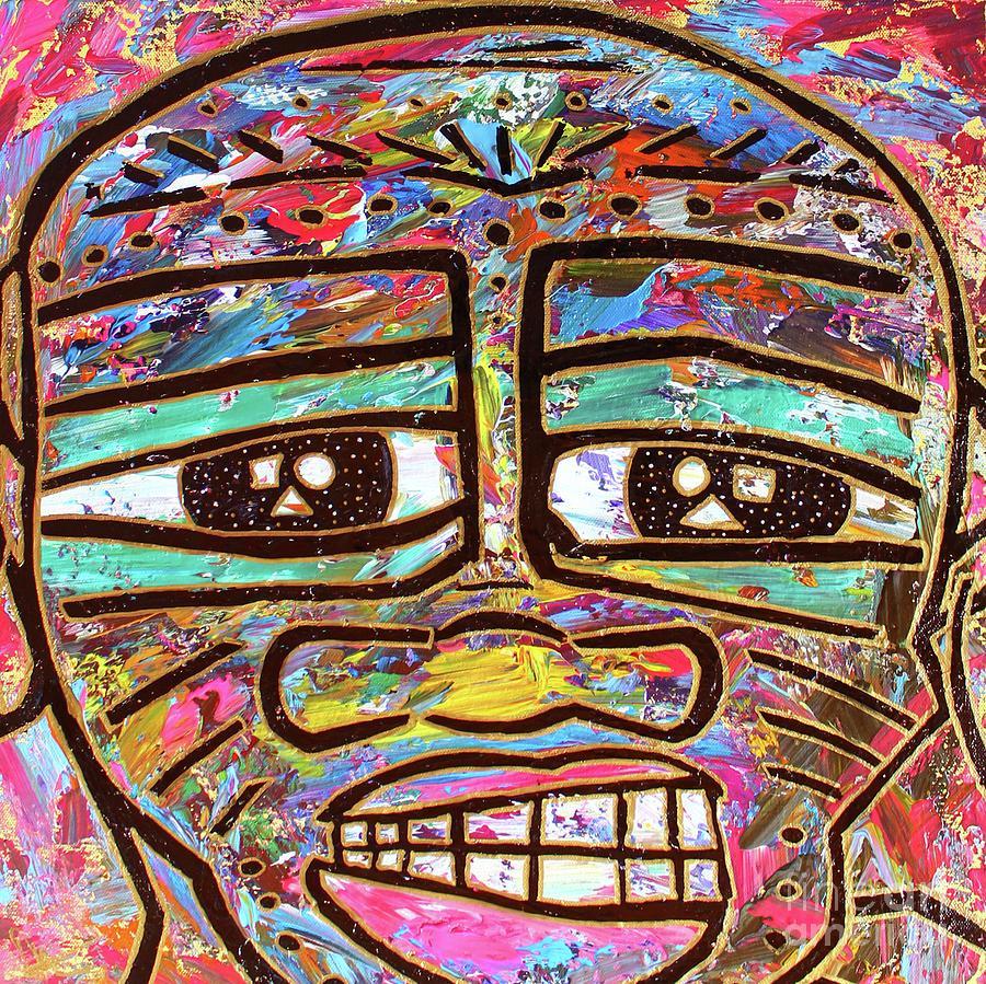 Untitled IV by Odalo Wasikhongo