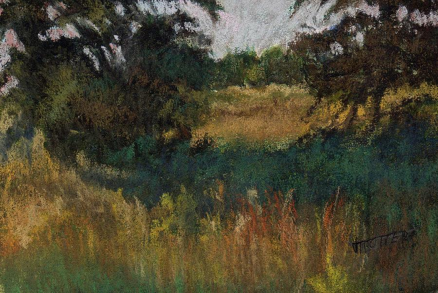 Landscape Painting - Untitled by Jimmie Trotter