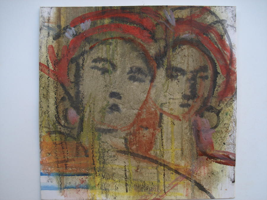 Untitled Painting by Kavita Pandey
