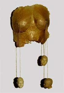 Untitled Sculpture by Lakela Brown