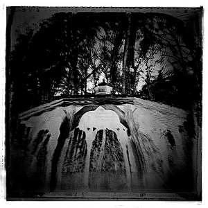 Holga Photograph - Untitled by Lauren Kaplan
