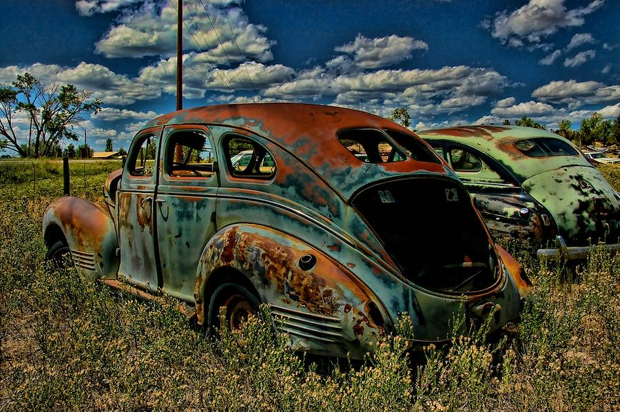 Automobiles Photograph - Untitled by Nick Roberts
