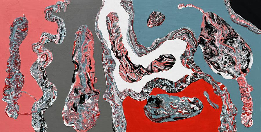 Untitled no 20 by Sumit Mehndiratta
