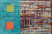 Abstract Painting - Untitled No. 8 by Jim Johnston