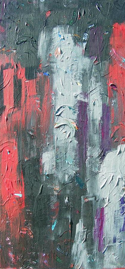 Abstract Painting - Untitled Number 12 by Kerry Smith