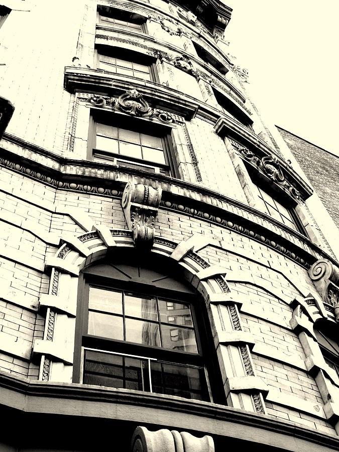 Building Photograph - Untitled by Oksana Pelts