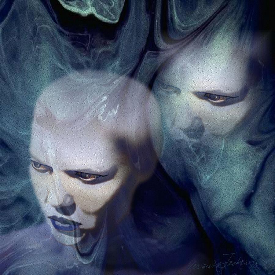 Untitled Digital Art by Veronica Jackson
